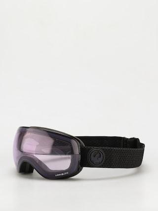 Snowboardové okuliare Dragon X2s (split/ll violet/ll purple ion)