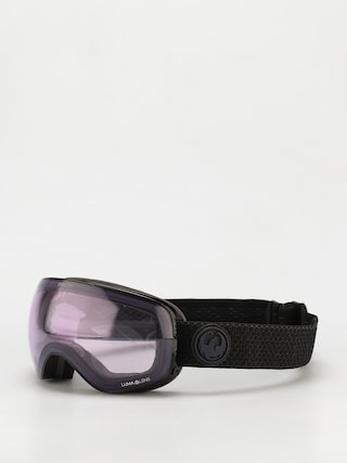 Snowboardovu00e9 okuliare Dragon X2s (split/ll violet/ll purple ion)
