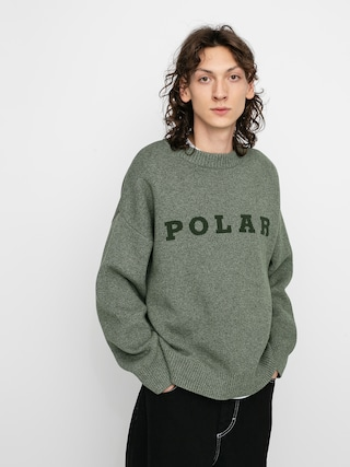 Sveter Polar Skate Polar Knit (green)