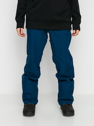 Snowboardovu00e9 nohavice Volcom Freakin Snow Chino (blue)