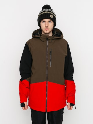 Snowboardovu00e1 bunda Volcom Bl Stretch Gore (red)