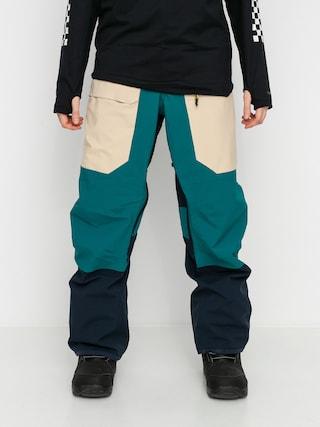 Snowboardovu00e9 nohavice Quiksilver Tr Stretch (everglade)