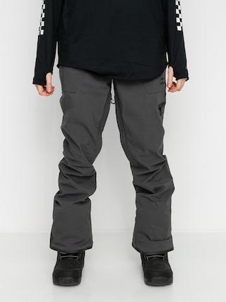 Snowboardovu00e9 nohavice Volcom Stretch Gore Tex (dark grey)