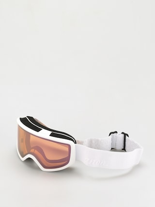 Snowboardovu00e9 okuliare Anon Deringer Mfi Wmn (white/perceive cloudy pink)