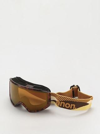 Snowboardovu00e9 okuliare Anon Deringer Mfi Wmn (tort3/perceive sunny bronze)