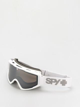 Snowboardovu00e9 okuliare Spy Crusher Elite (matte white)
