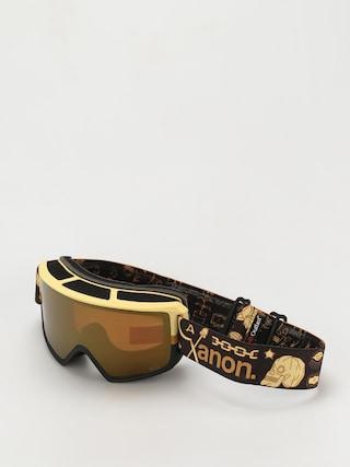 Snowboardovu00e9 okuliare Anon M3 Mfi (sheridan/perceive sunny bronze)