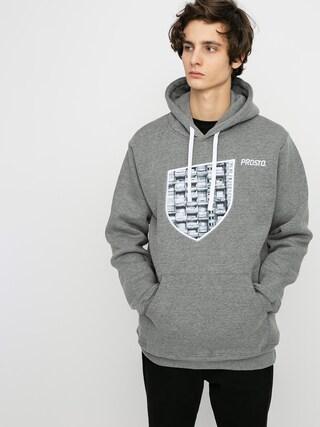 Mikina s kapucu0148ou Prosto Windov HD (grey)
