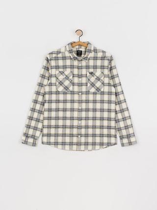 Kou0161eu013ea RVCA Thatll Work Flannel Ls (antique white)