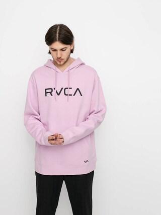 Mikina s kapucu0148ou RVCA Big Rvca HD (chalky pink)