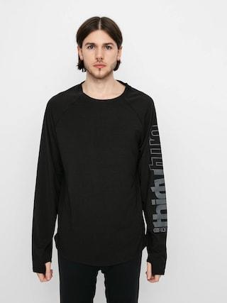Spodnu00e9 pru00e1dlo ThirtyTwo Longsleeve Ridelite Shirt Ls (black)