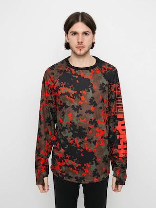Spodnu00e9 pru00e1dlo ThirtyTwo Longsleeve Ridelite Shirt Ls (camo)