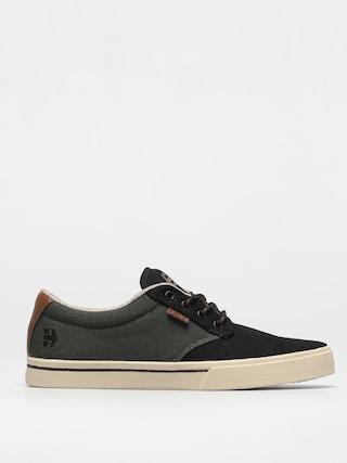 Topánky Etnies Jameson 2 Eco (black/green/black)