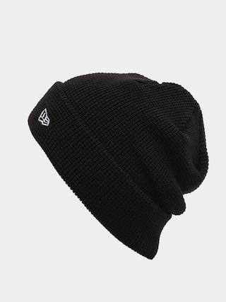 Čiapka New Era Colour Waffle Knit (black)