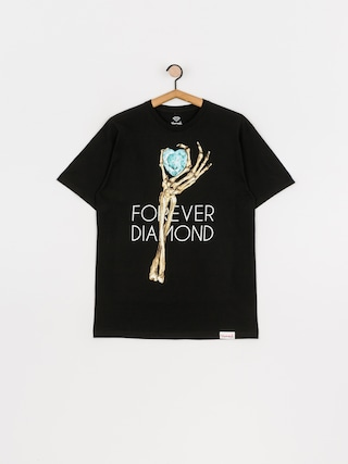 Triu010dko Diamond Supply Co. Heart Of Tee (black)