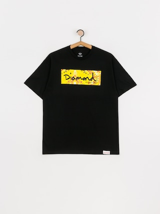 Triu010dko Diamond Supply Co. Paisley Box Logo (black)