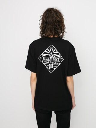 Tričko Element Medwell (flint black)