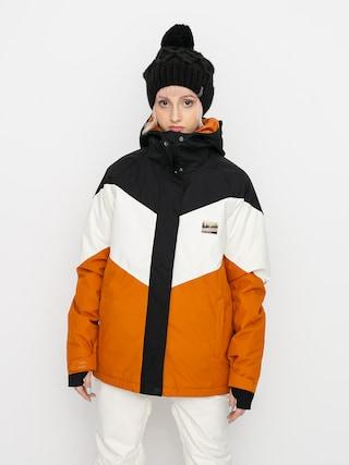 Snowboardovu00e1 bunda Billabong Good Life Wmn (brown)