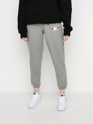Nohavice Prosto Colorie Wmn (grey)