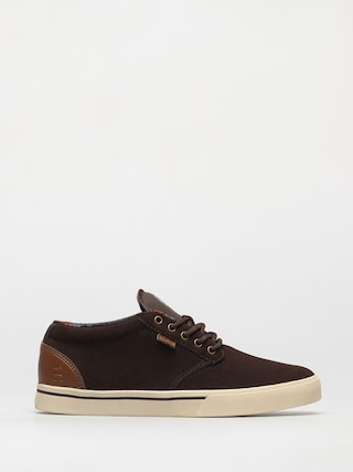 Topu00e1nky Etnies Jameson Mid (brown/tan)