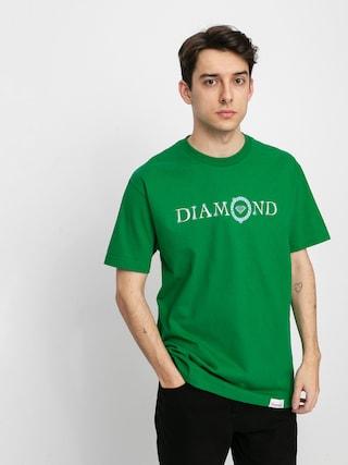 Triu010dko Diamond Supply Co. Pendant (forest green)