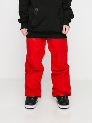 Snowboardovu00e9 nohavice Volcom L Gore Tex (red)