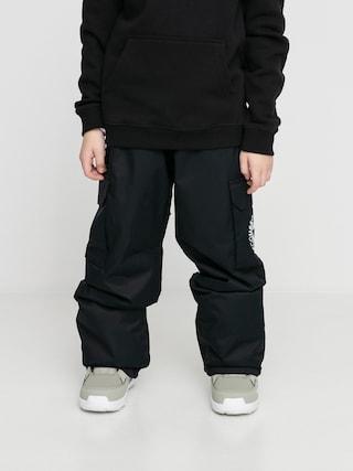 Snowboardovu00e9 nohavice DC Banshee (black)