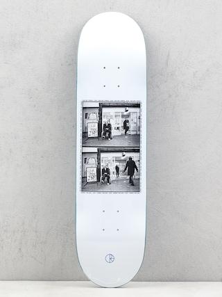 Doska Polar Skate Klez Kidney For Sale 2.0 (white)
