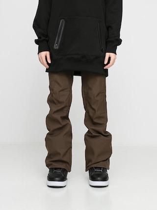 Snowboardové nohavice Volcom Species Stretch Wmn (black military)