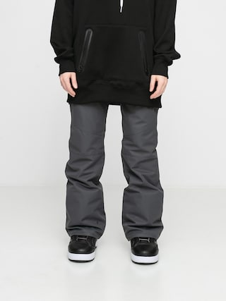 Snowboardovu00e9 nohavice Volcom Bridger Ins Wmn (dark grey)
