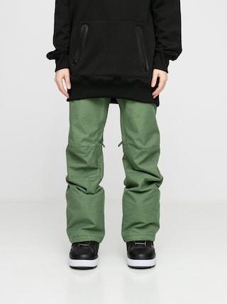 Snowboardové nohavice Roxy Nadia Wmn (bronze green)