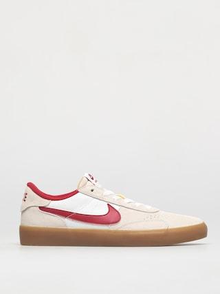 Topu00e1nky Nike SB Heritage Vulc (summit white/cardinal red white)