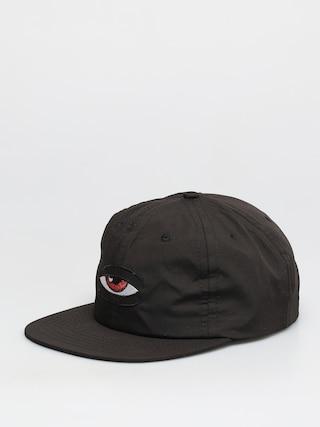 Šiltovka Toy Machine Bloodshot  Eye ZD (black)