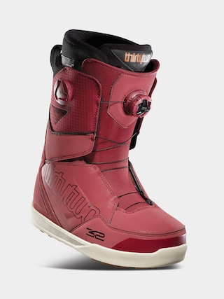 Obuv na snowboard ThirtyTwo Lashed Double Boa (red)