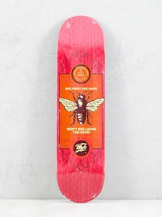 Doska Mob Skateboards Bee (red)
