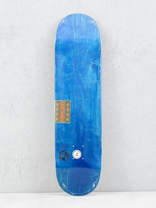 Doska Minilogo Chevron Detonator 15 (dyed blue)