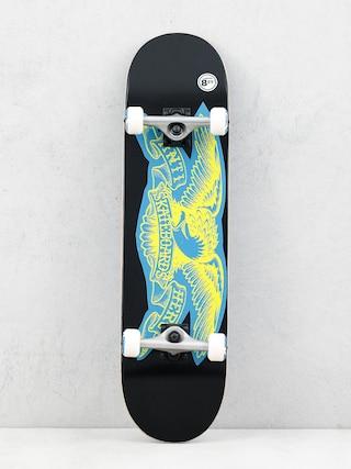 Skateboard Antihero Copier Eagle (black/blue/yellow)
