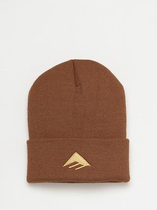 u010ciapka Emerica Triangle Beanie (brown)