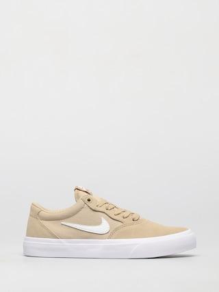 Topu00e1nky Nike SB Chron Solarsoft (grain/white grain white)
