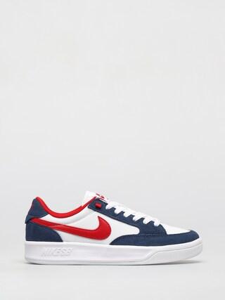 Topu00e1nky Nike SB Adversary Premium (navy/university red white white)