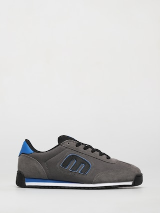 Topu00e1nky Etnies Lo Cut II Ls (grey/black/royal)