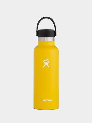 Fu013eau0161ka Hydro Flask Standard Mouth Flex Cap 532ml (sunflower)