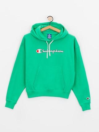 Mikina s kapucu0148ou Champion Sweatshirt HD 112638 Wmn (mint)
