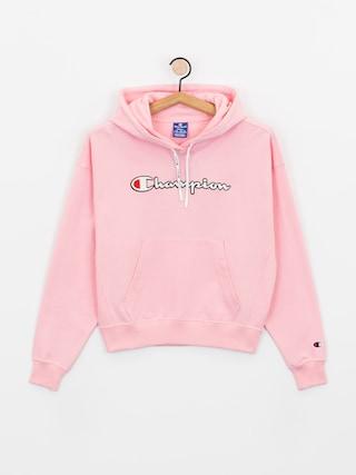 Mikina s kapucu0148ou Champion Sweatshirt HD 112638 Wmn (cnp)