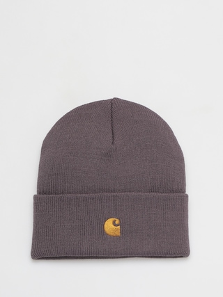 Čiapka Carhartt WIP Chase (provence/gold)
