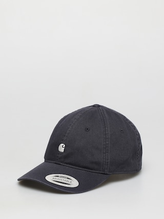 u0160iltovka Carhartt WIP Madison Logo ZD (dark navy/wax)