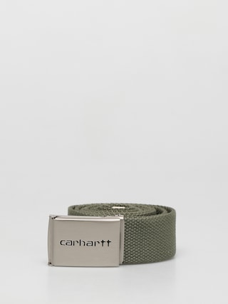 Opasok Carhartt WIP Clip Chrome (dollar green)