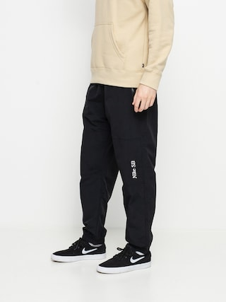 Nohavice Nike SB Left Leg Logo (black/white)