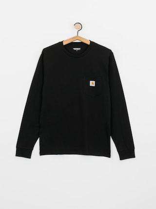 Triko Carhartt WIP Pocket (black)