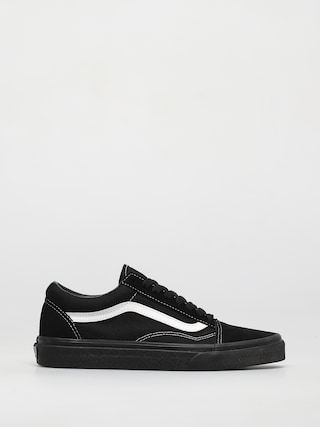 Topánky Vans Old Skool (suede/canvas black/black/true white)